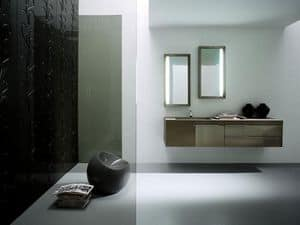 Picture of Facto Evolution 02, drawer or door units for bathroom