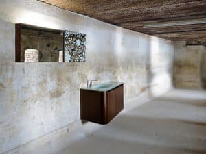 Picture of Fiore D'Acqua comp.9, modular bathroom furnishing system