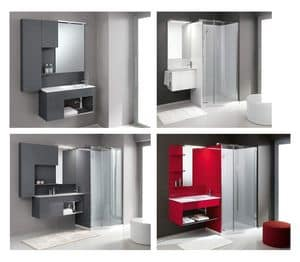 Picture of Flexia Ospite, bathroom cabinets