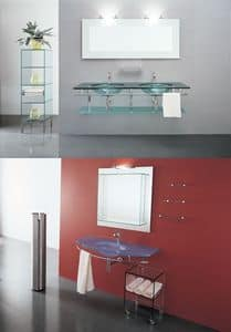 Picture of Ice, washbasins