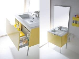 Picture of Idrobath 03, bathroom cabinet