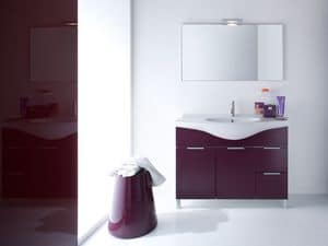 Picture of Idrobath 07, bathroom cabinets