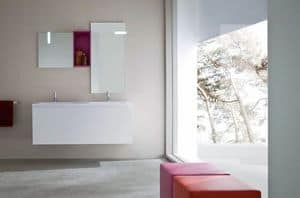 Picture of Lapis 09, washbasins with mirror