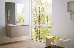Picture of Lapis 10, bathroom furniture composition