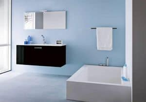 Picture of Lumix 06, elegant bathroom furniture