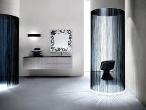 Picture of Memento 07, modular bathroom furnishing systems