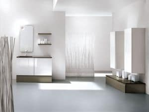 Picture of Memento 04, drawer or door units for bathroom