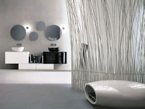 Picture of Memento 03, elegant bathroom furniture