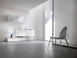 Picture of Memento 06, bathroom furniture composition