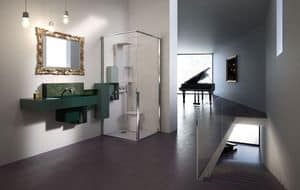 Picture of OSMOS, cabinets with washbasin