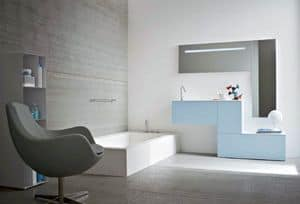Picture of Razio 07, bathroom furniture