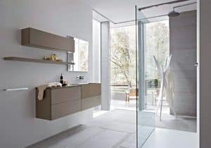 Picture of Razio 10, washbasin with mirror