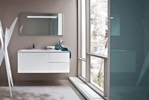 Picture of Razio 11, drawer unit with washbasin