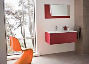 Picture of Razio 12, modular bathroom furnishing system