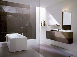 Picture of Razio 15, cabinets for washbasin
