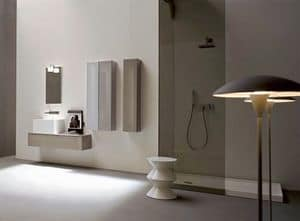 Picture of Razio 16, elegant bathroom furniture