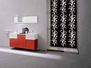Picture of Razio 17, cabinets for bathroom