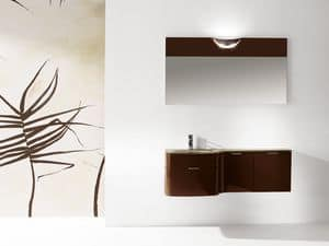 Picture of Reef comp.6, furniture composition for bathroom