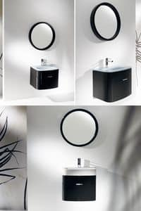 Picture of Reef comp.8, modular bathroom furnishing systems