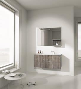 Singoli S 07, Composition for bath finished in spruce