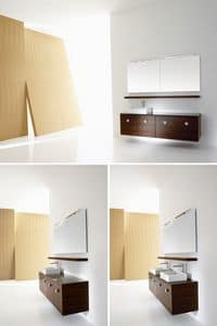 Picture of Shan comp.3, cabinet with washbasin
