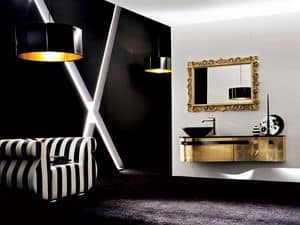 Picture of Versa 03, drawer or door units for bathroom