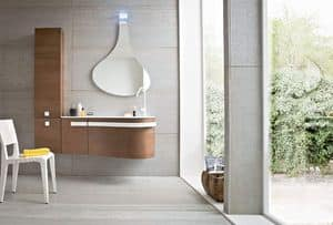 Picture of Versa 05, modular bathroom furnishing system