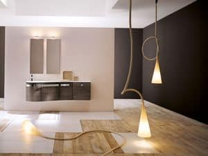 Picture of Versa 04, furniture composition for bathroom