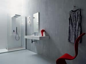 Picture of ARGO integrated top, washbasin