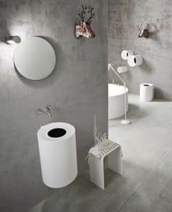 Picture of HOLE wall hung washbasin, suitable for bathroom