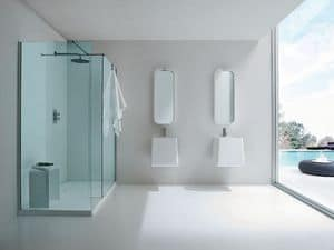 Picture of OPUS washbasin hanging h46, washbasin