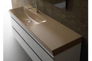 Ceramica Althea, Washbasins Set-Up