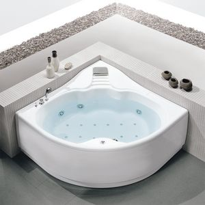 Armony Plus, Whirlpool with digital system, and waterfall