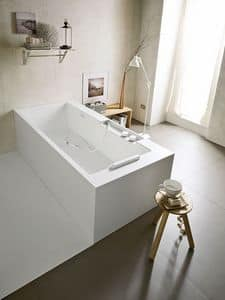 Picture of ERGO_NOMIC bathtub, suitable for resort