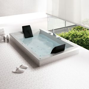 Era Plus 200x120, Bathtub with ozone therapy and color therapy