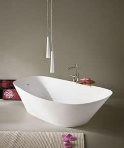 Picture of FONTE bathtub freestanding, suitable for relax area