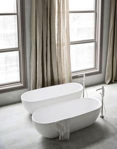 Picture of HOLE freestanding bathtub, suitable for fitness area