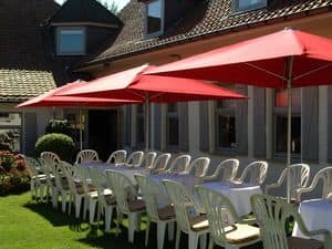 Picture of Quattro, parasol for table