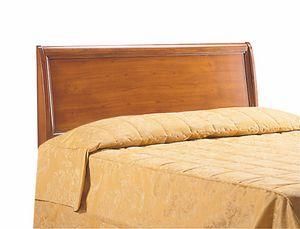 Mediterranea double bed headboard, Headboard for classic style hotel beds