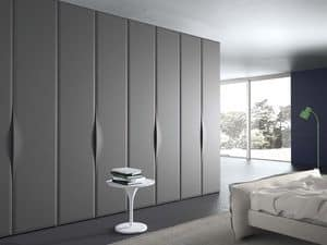 Picture of Centopercento, cabinet with hinged or sliding doors