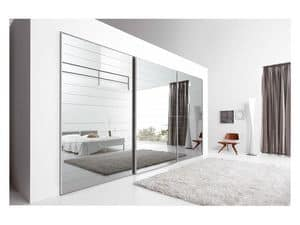 Picture of Crystal Sliding Door 1, wardrobes