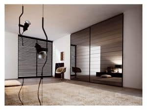 Picture of Crystal Sliding Door 2, bedroom wardrobe