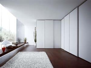 Picture of Dover Sliding Door, sectional cabinets