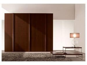 Picture of Line door Comp. 90, made-on-measure cabinet