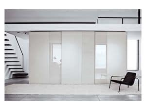 Picture of Offset Sliding Door 1, cabinets