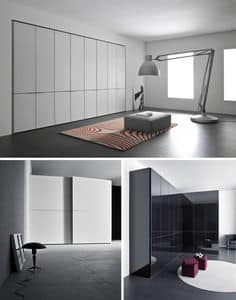 Picture of Orizzonte door, modular cabinets