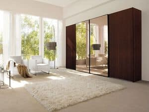 Picture of Sliding Plain door Comp. 10, cabinets with hinged or sliding doors