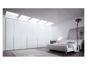 Picture of Soft Hinged Door 2, wardrobes in wood