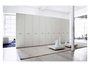 Picture of Soft Ynca Hinged Door, cabinet in wood