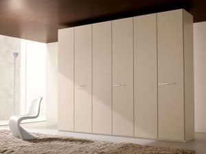 Picture of Wave door Comp. 88, cabinet with hinged or sliding doors
